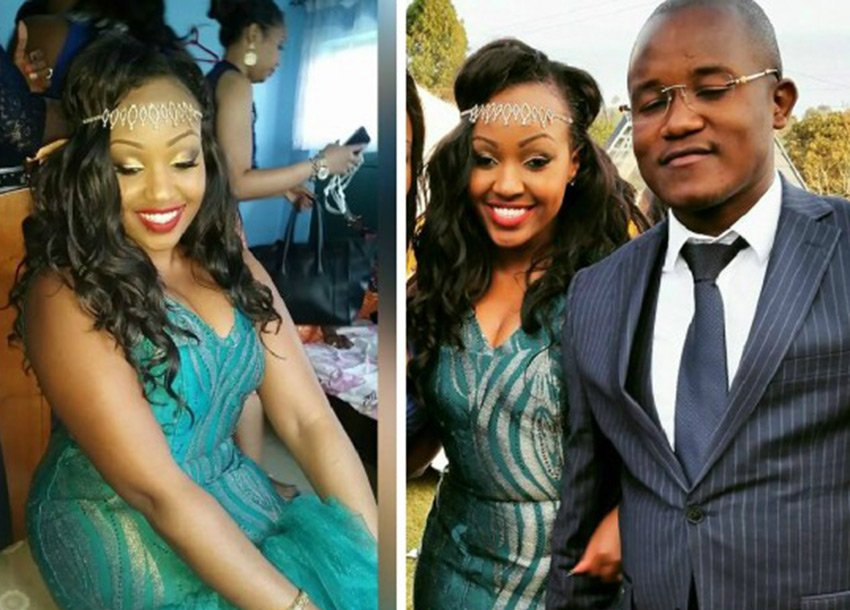 Image result for Jared Otieno who paid 2 million dowry price in Meru