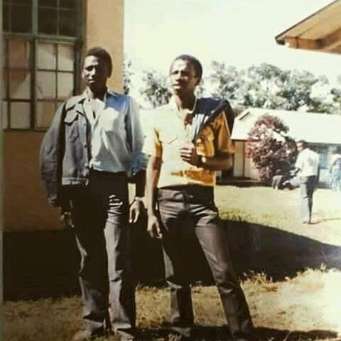 William Ruto TBT photos
