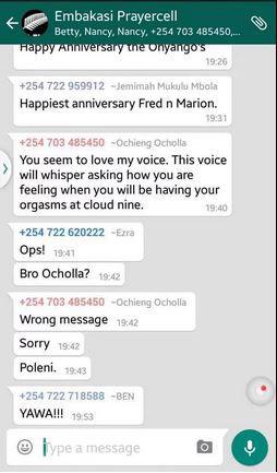 bro Ocholla