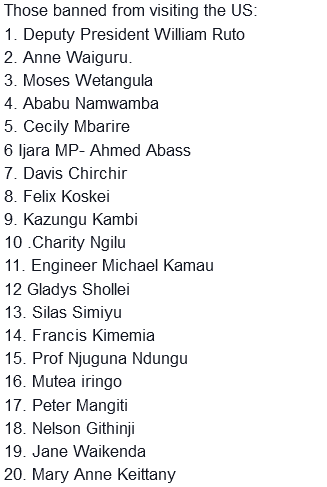 corrupt kenyans