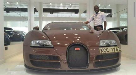 Most Expensive Cars In Kenya Venas News