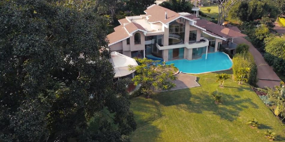 Most expensive house in kenya photos venas news for Most luxurious house