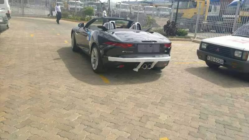 Kenyan Politicians Driving The Most Expensive Cars Venas News