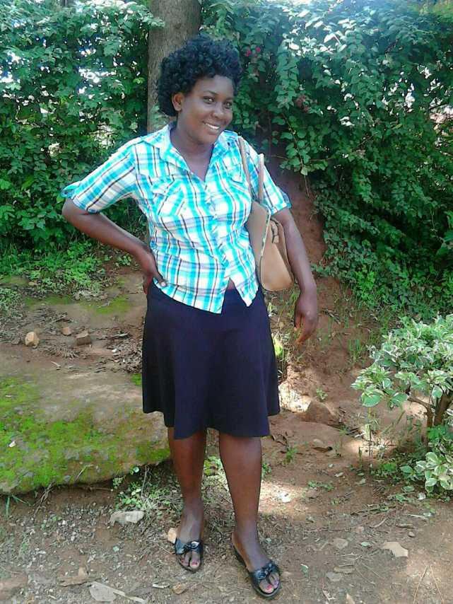 Kisii women