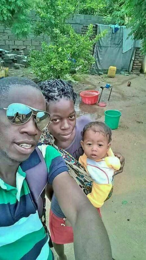 Zambian Woman Gives Birth To A Chinese Baby But Her Black