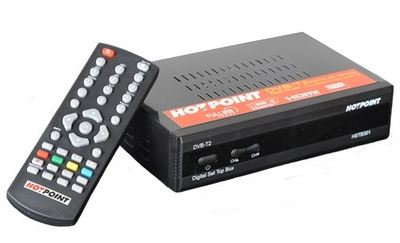 Hotpoint Decoder/Set Box Prices and Channels – Venas News