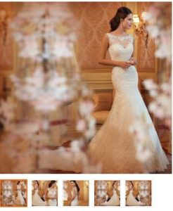 Wowbuy This Beautiful Wedding Dress From Kilimall For Ksh 12999