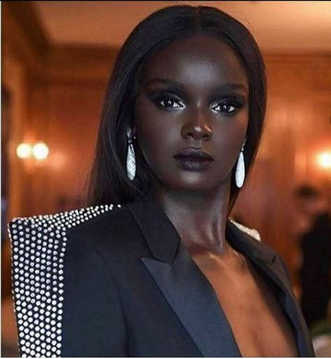 sudanese girl ranked the most beautiful girl in africa because of