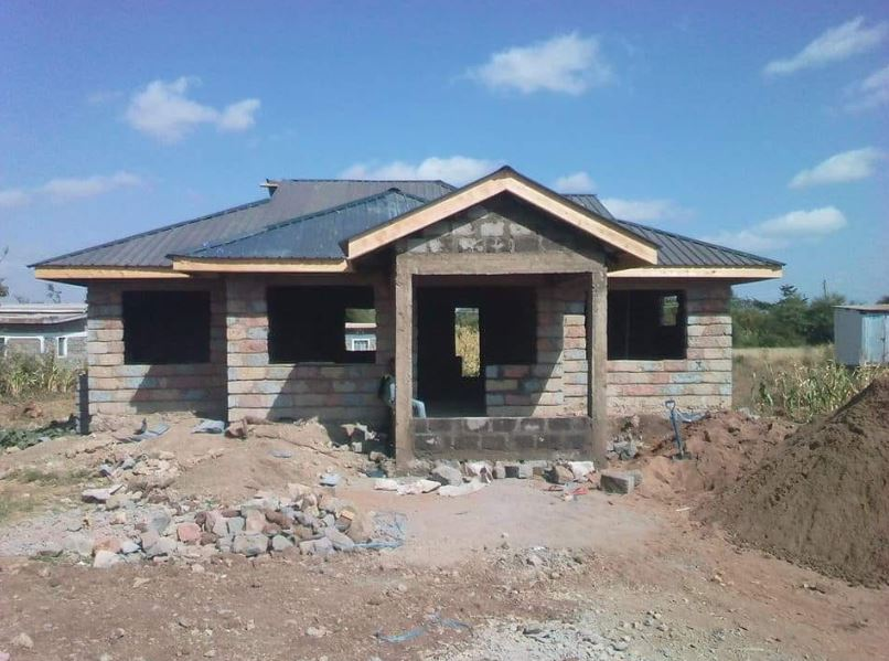 How to Build a 3 Bedroom House with Ksh800,000 in Kenya ...