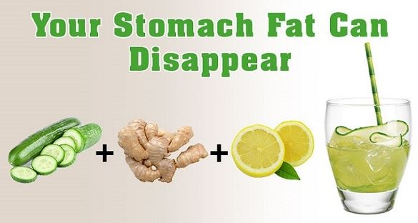 This Drink Will Make Your Stomach Fat Disappear Naturally Venas News