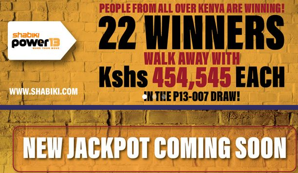 Frequently Asked Questions About Shabiki Power 13 Jackpot