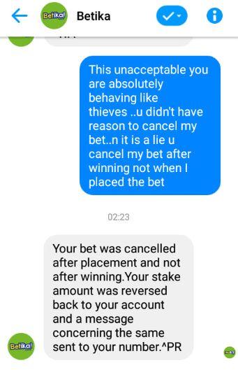 Does Betika Cancel Players Winning Bets? – Venas News