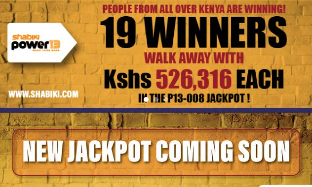 Shabiki Power 13 Jackpot Predictions from Venas News,7 July